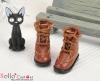 【28-3】B/P Short Shoes.Brown