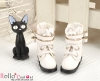 【29-1】B/P Short Shoes.White