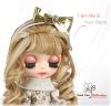 [ HandMade ] Blythe Custom Hair Band # 09 Gold