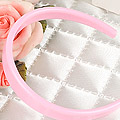 【HB-01】SD/DD/MDD Simple Hair Band (Sharp End) # Sweet Pink