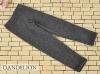 H80.【ST-11】SD/DD Cropped Pants # Cotton Deep Grey