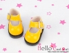 【01-09】B/P Mini Shoes # Shiny Yellow