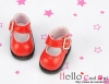 【01-10】B/P Mini Shoes # Shiny Red