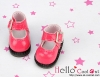 【01-13】B/P Mini Shoes # Shiny Deep Pink