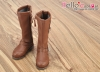 【TY01-3】Taeyang Doll Long Boots # Brown