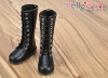 【TY02-1】Taeyang Doll Long Boots # Black