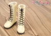 【TY02-2】Taeyang Doll Long Boots # Beige