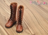 【TY02-3】Taeyang Doll Long Boots # Brown
