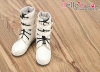 【TY03-2】Taeyang Doll Boots # White