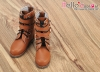 【TY03-3】Taeyang Doll Boots # Brown