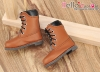 【TY04-3】Taeyang Doll Boots # Brown