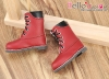 【TY04-4】Taeyang Doll Boots # Crimson
