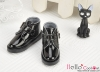 【TY5-2】Taeyang Doll Ankle Shoes # Shiny Black
