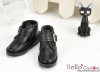 【TY5-6】Taeyang Doll Ankle Shoes # Black