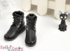 【TY6-1】Taeyang Doll Short Boots # Black