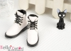 【TY6-2】Taeyang Doll Short Boots # White