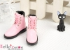 【TY6-3】Taeyang Doll Short Boots # Pink