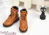 【TY6-5】Taeyang Doll Short Boots # Brown