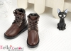 【TY6-6】Taeyang Doll Short Boots # Coffee