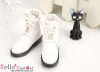 【TY7-1】Taeyang Doll Short Boots # White
