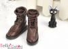 【TY7-5】Taeyang Doll Short Boots # Coffee