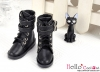 【TY8-1】Taeyang Doll Boots # Black