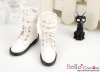 【TY8-2】Taeyang Doll Boots # White