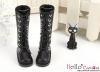 【TY9-2】Taeyang Doll Long Boots # Black