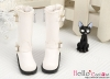 【TY10-1】Taeyang Doll Long Boots # White