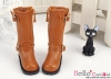 【TY10-3】Taeyang Doll Long Boots # Brown