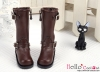【TY10-4】Taeyang Doll Long Boots # Coffee