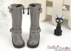 【TY10-5】Taeyang Doll Long Boots # Grey