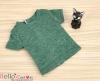 J33.【TB-6】Taeyang Short Sleeves Tee(Crew Neck)# Green
