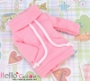 209.【NH-A04N】Blythe Pullip Pocket Top # Sweet Pink