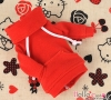195.【NH-A03】Blythe Pullip Pocket Top # Red