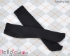 【TY-L01】Taeyang Over Knee Doll Stockings # Black